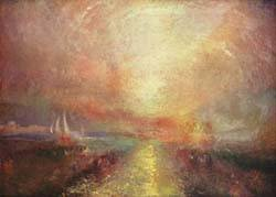 Yacht Approaching the Coast | Joseph Mallord William Turner | Oil Painting