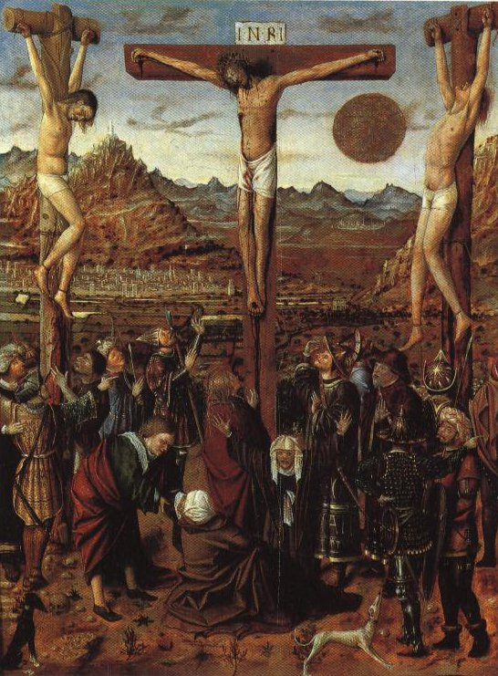 The Crucifixion | Anonymous | Oil Painting