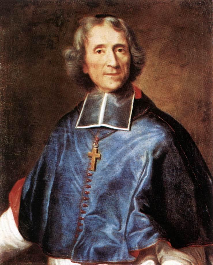 Fenelon Archbishop of Cambrai | Joseph Vivien | Oil Painting
