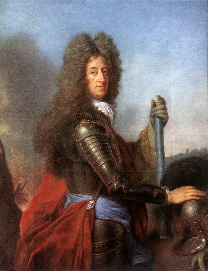 Maximilian Emanuel Prince Elector of Bavaria | Joseph Vivien | Oil Painting