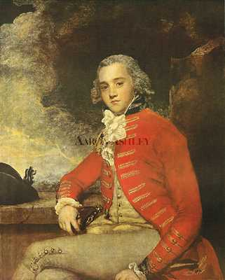 Captain Bligh | Joshua Reynolds | Oil Painting