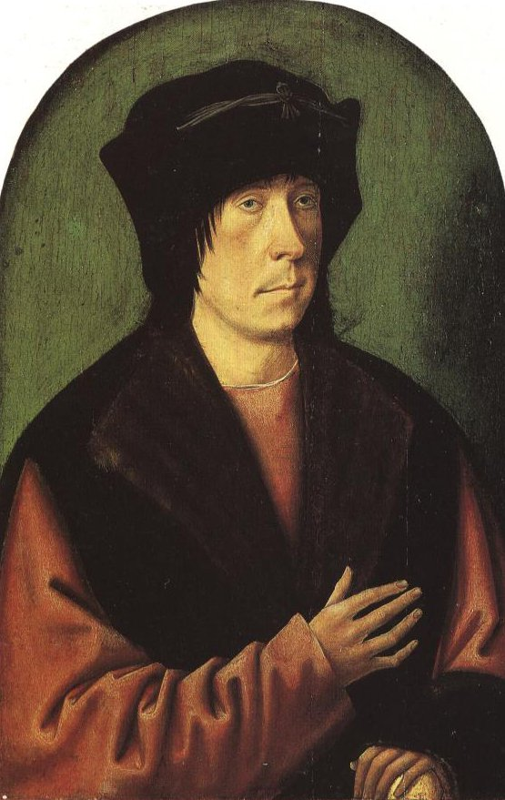 Portrait Of A Man   Anonymous Netherlandish Masters Between 1520 And 1540   Oil Painting