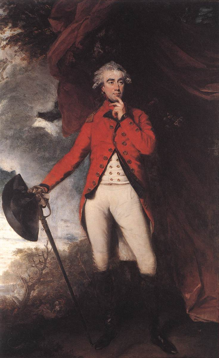 Francis Rawdon Hastings | Joshua Reynolds | Oil Painting