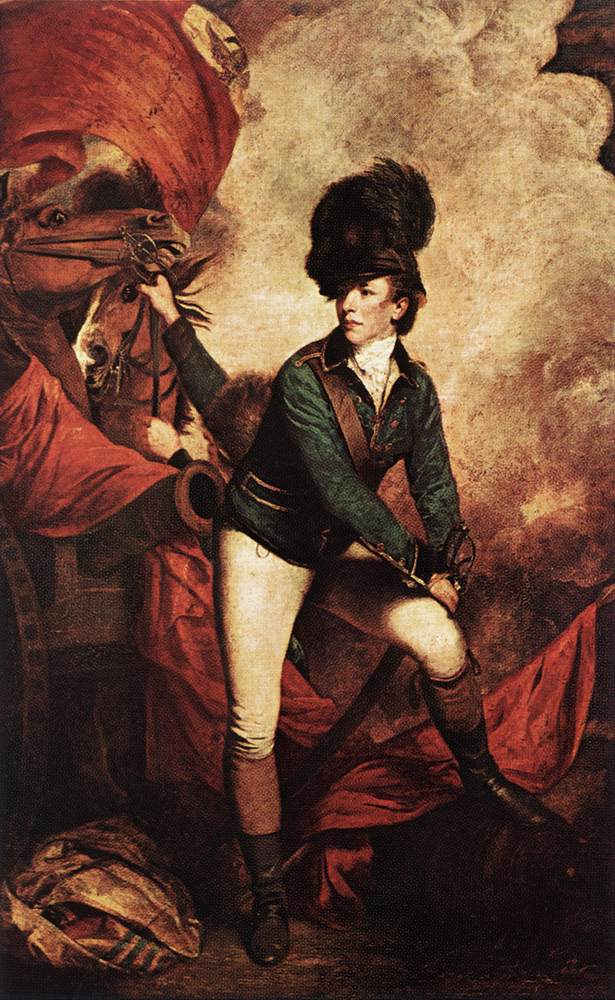 General Sir Banastre Tarleton | Joshua Reynolds | Oil Painting