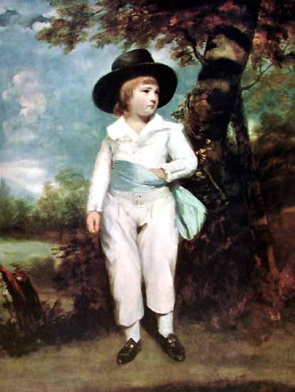 John Charles | Joshua Reynolds | Oil Painting