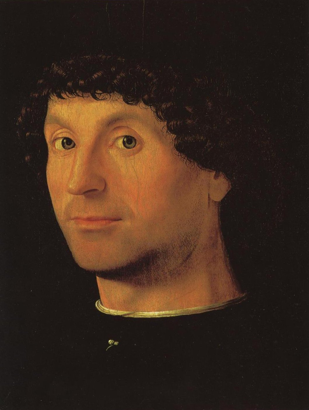 Portrait Of A Man | Antonello Da Messina | Oil Painting