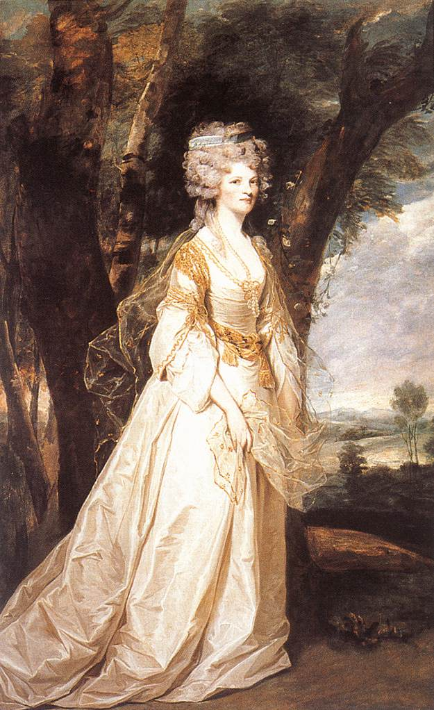 Lady Sunderlin | Joshua Reynolds | Oil Painting