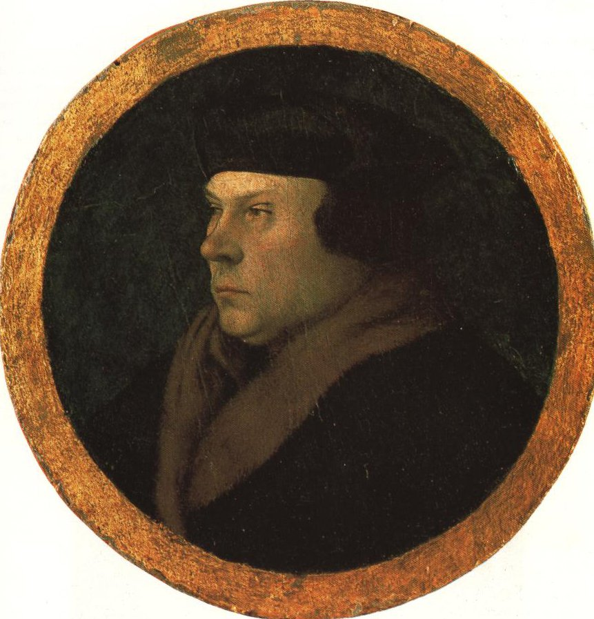 Portrait Of Thoms Cromwell | Attributed To Hans Holbein The Younger | Oil Painting