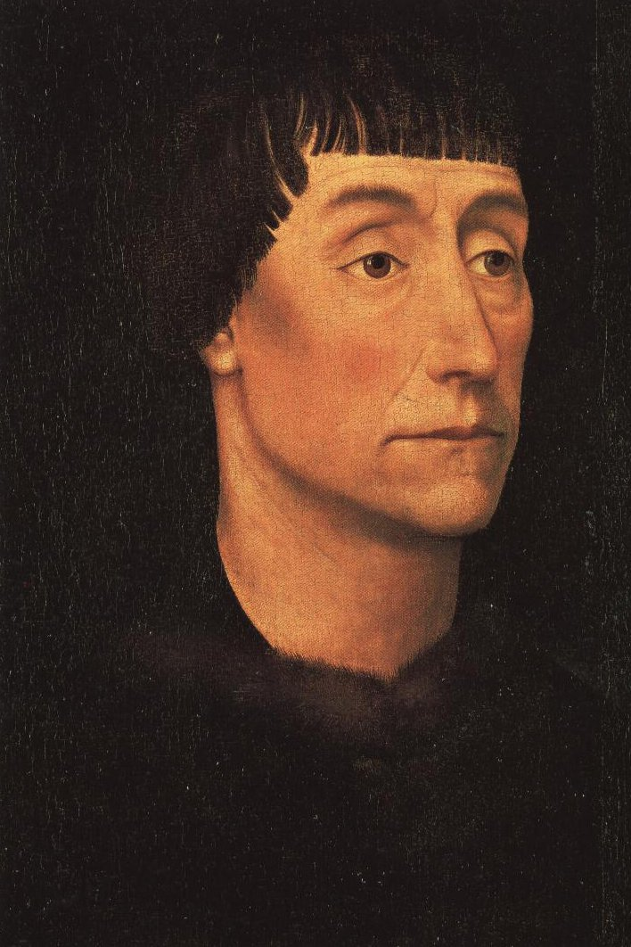 Portrait Of A Man | Attributed To Rogier Van Der Weyden | Oil Painting
