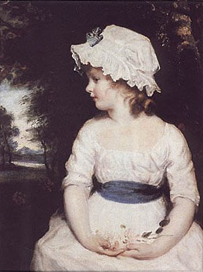 Simplicity Dawson | Joshua Reynolds | Oil Painting