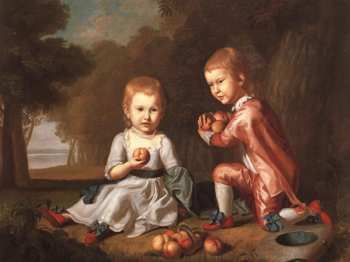 Isabella And John Stewart | Charles Wilson Peale | Oil Painting