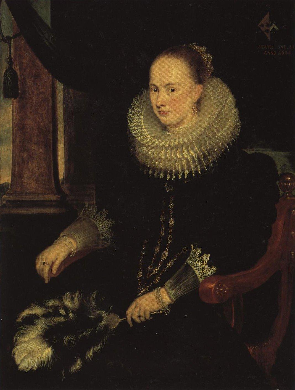 Antonia Canis | Cornelis De Vos | Oil Painting
