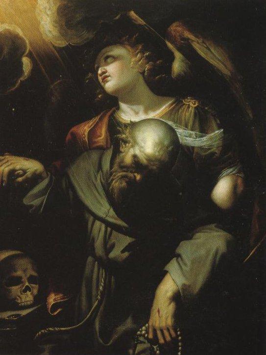 The Stigmata Of St Francis | Fenzoni | Oil Painting