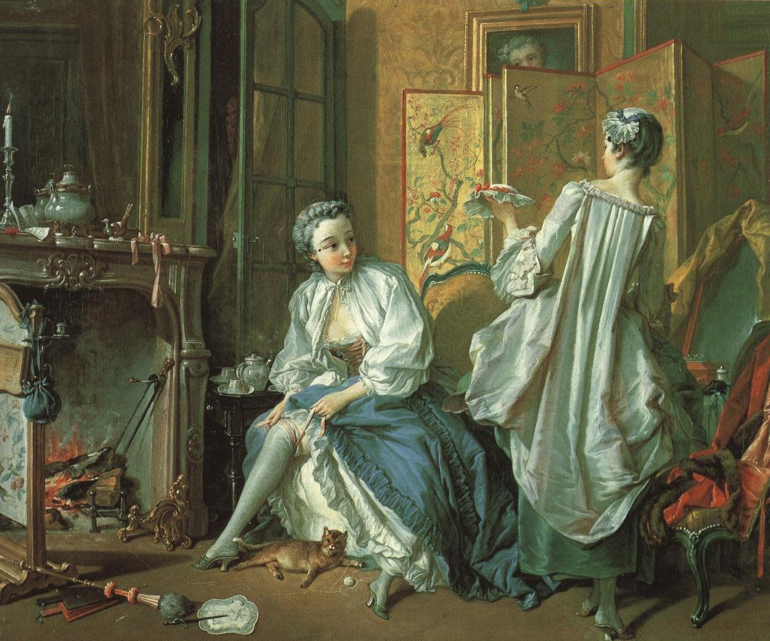 La Toilette | Francois Boucher | Oil Painting