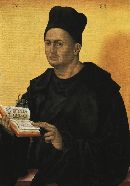 Portrait Of A Benedictine Abbot | Jan Polack | Oil Painting