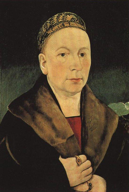 Portrait Of A Man   Martine Schaffner   Oil Painting