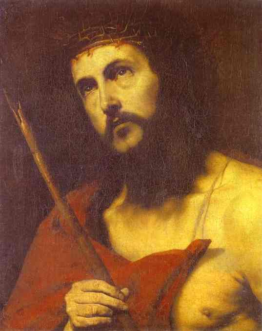 Christ In The Crown Of Thorns | Jusepe De Ribera | Oil Painting