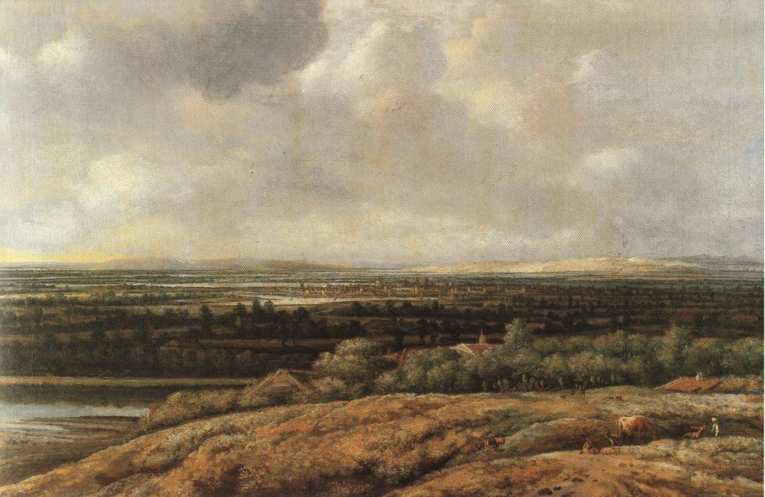 Panoramic Landscape | Philips Aertsz Koninck | Oil Painting