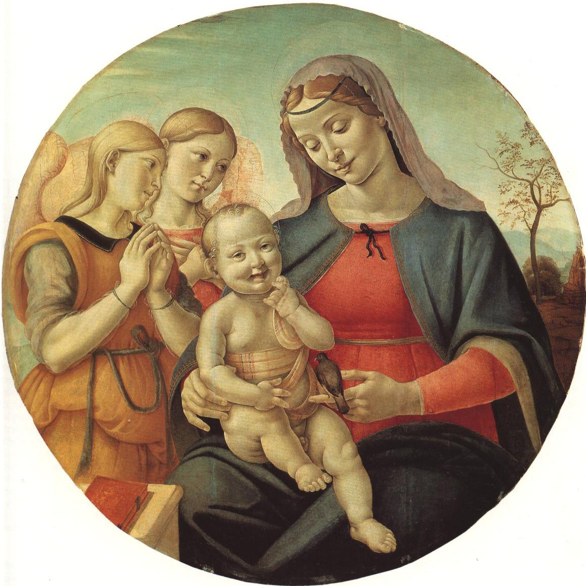 Attributed To Piero Di Cosimo | Piero Di Cosimo | Oil Painting