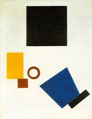 Dimensions 1915 | Kasimir Malevich | Oil Painting