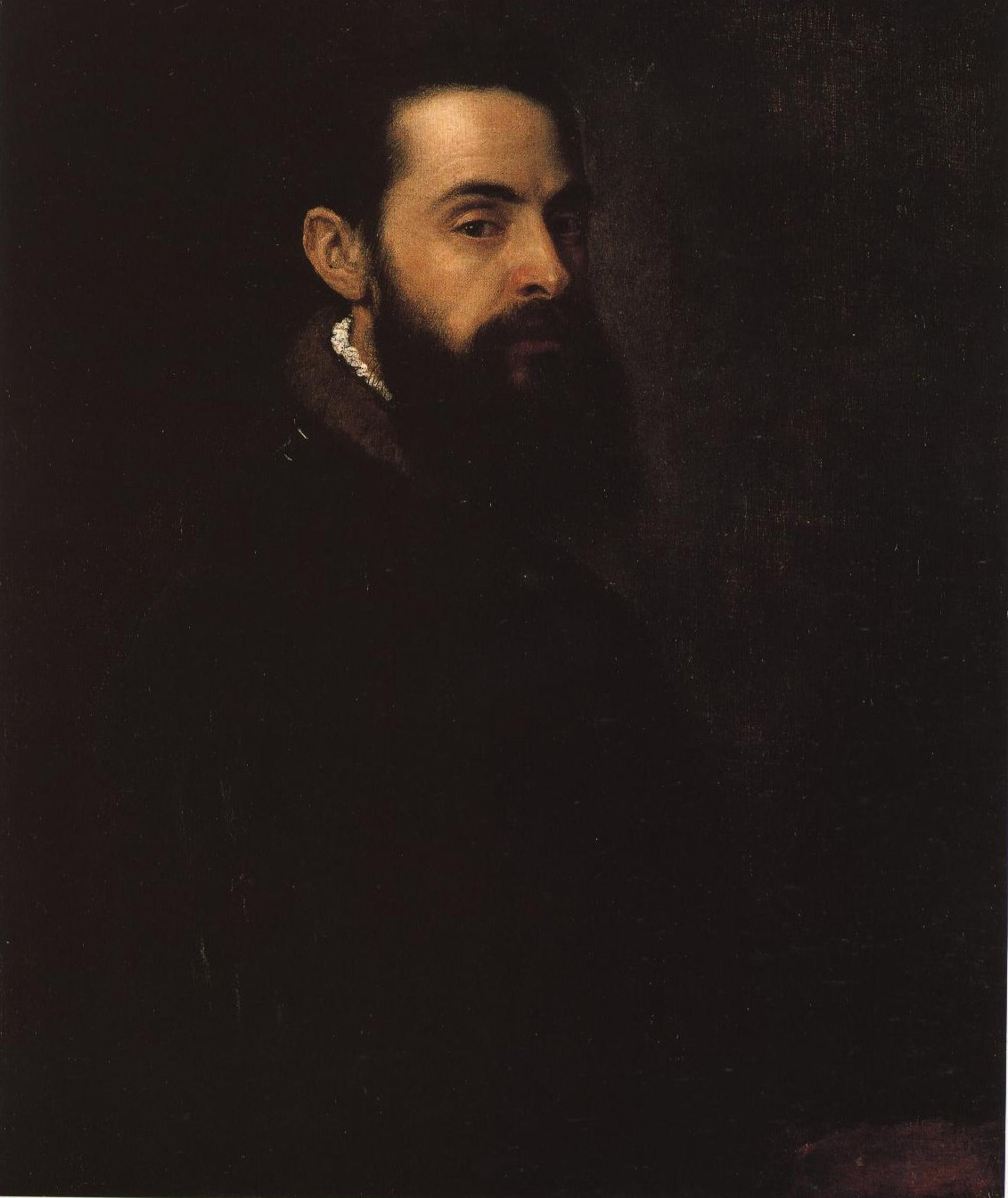 Portrait Of Antonio Anselmi | Titian | Oil Painting