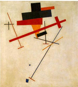 Suprematist Painting 1915 | Kasimir Malevich | Oil Painting