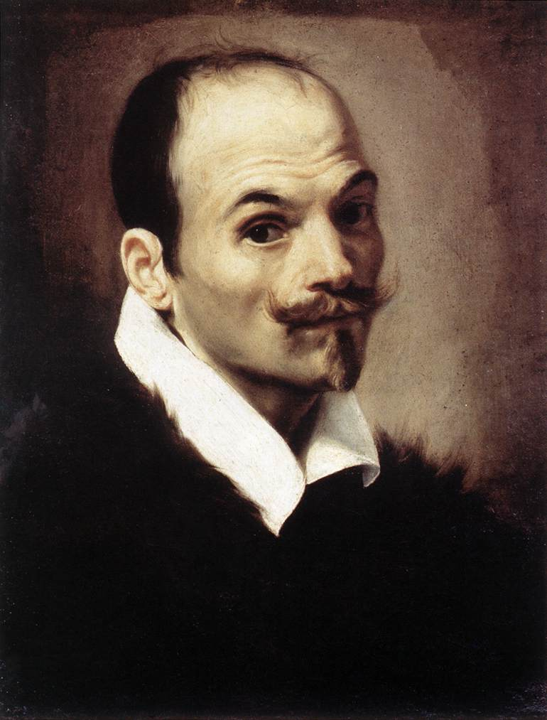 Self-Portrait 1615 | Orazio Borgianni | Oil Painting
