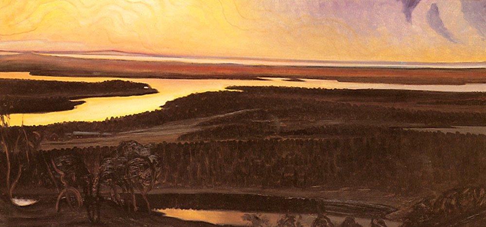 Vart Land | Otto Hesselbom | Oil Painting