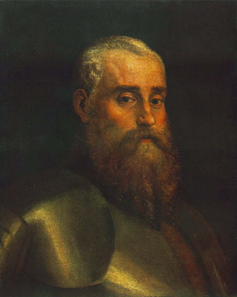Portrait Of Agostino Barbarigo | Paolo Veronese | Oil Painting
