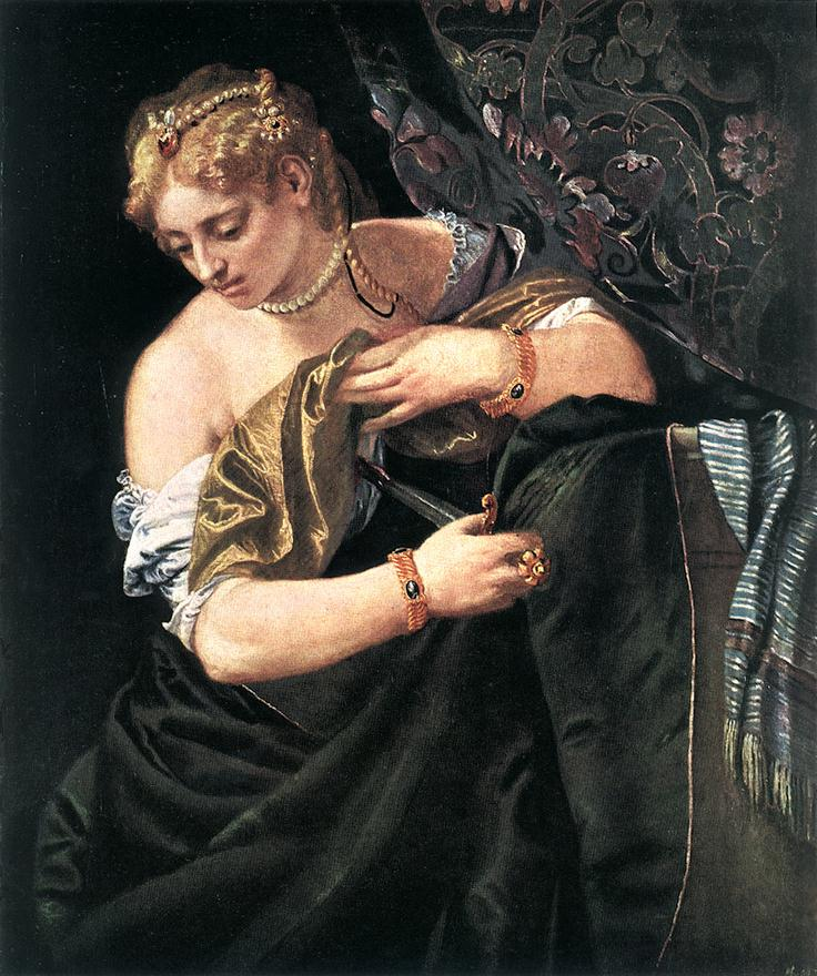 Ucretia 1580s | Paolo Veronese | Oil Painting