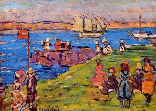 Harbor, Afternoon 1903-1906