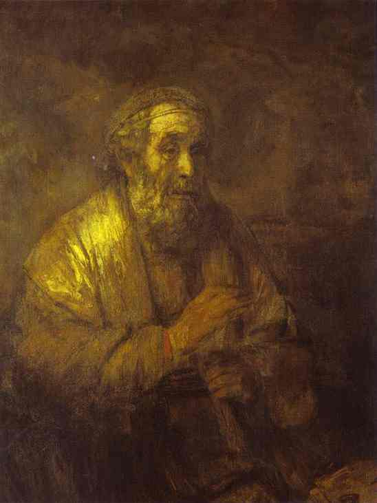 Homer 1663 | Rembrandt | Oil Painting