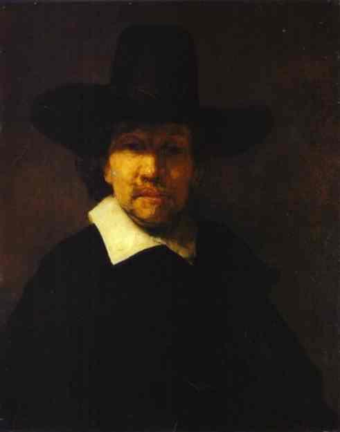 Jeremias De Dekker 1666 | Rembrandt | Oil Painting