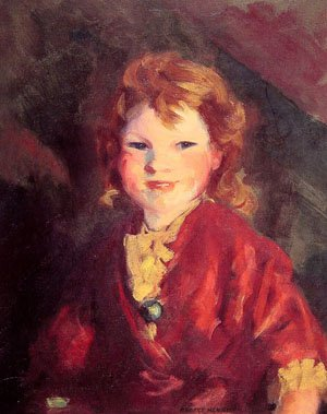 Portrait of Stella | Robert Henri | Oil Painting