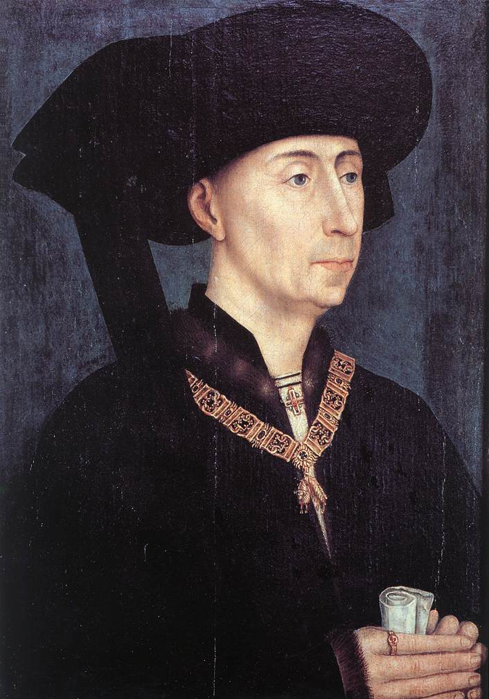 Philip The Good | Rogier Vander Weyden | Oil Painting