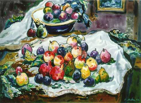 Still Life | Gavriil Malysh 1907-1998 | Oil Painting