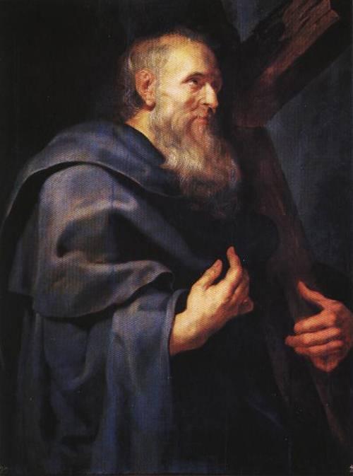 St. Philip (St. Philip) | Peter Paul Rubens | Oil Painting