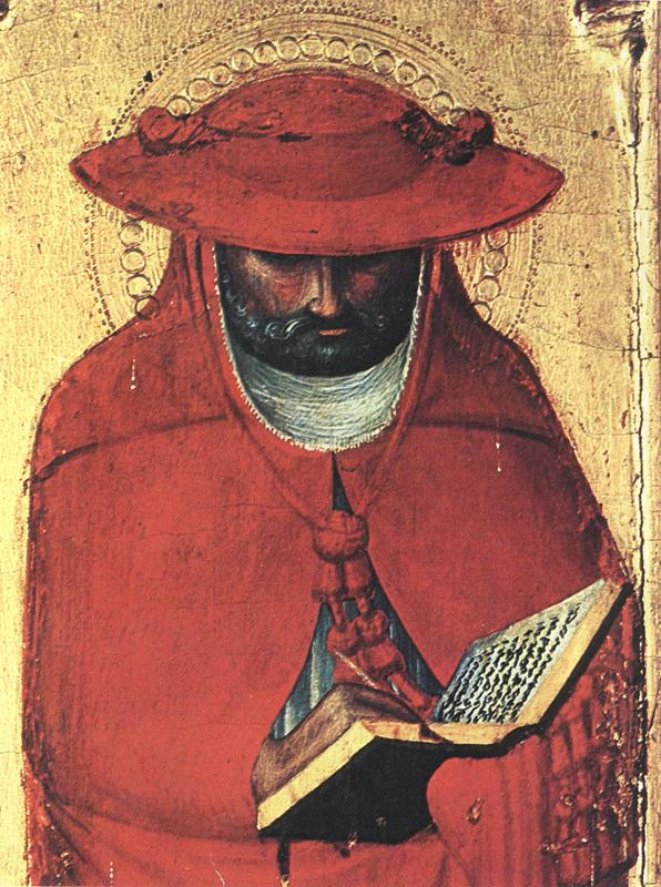 St Jerome Detail 1423 | Sassetta | Oil Painting