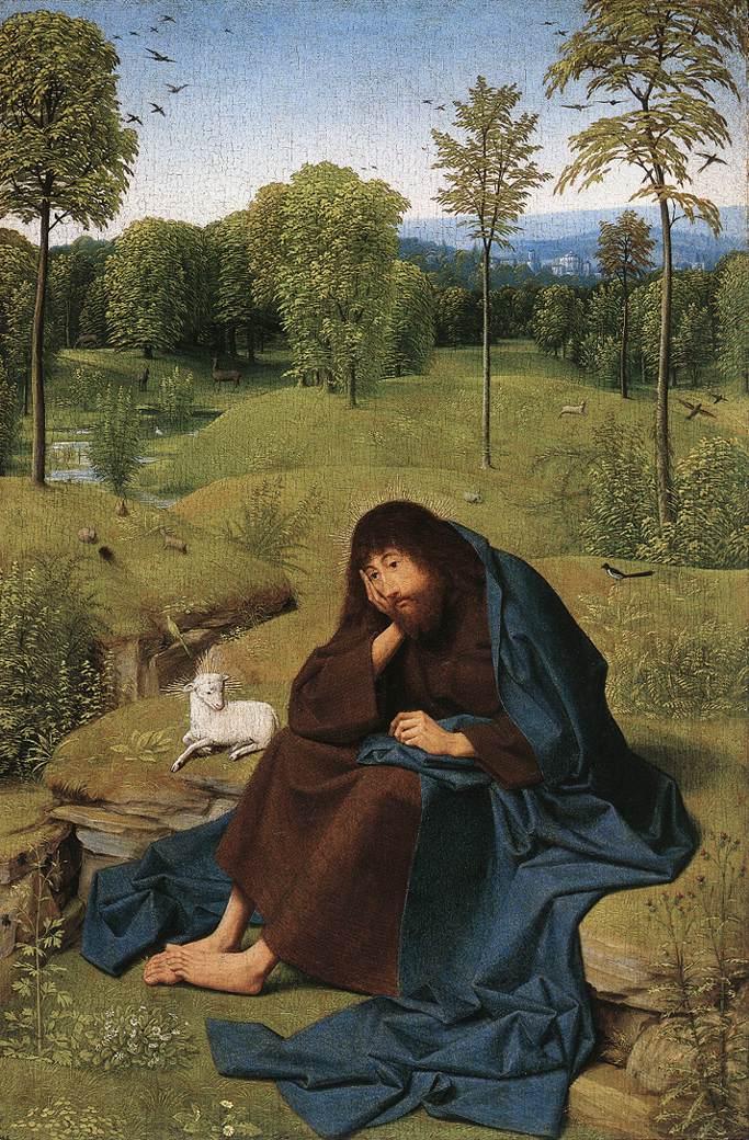 Adoration Of The Magi 1480-85 | Sint Jans Geertgen | Oil Painting