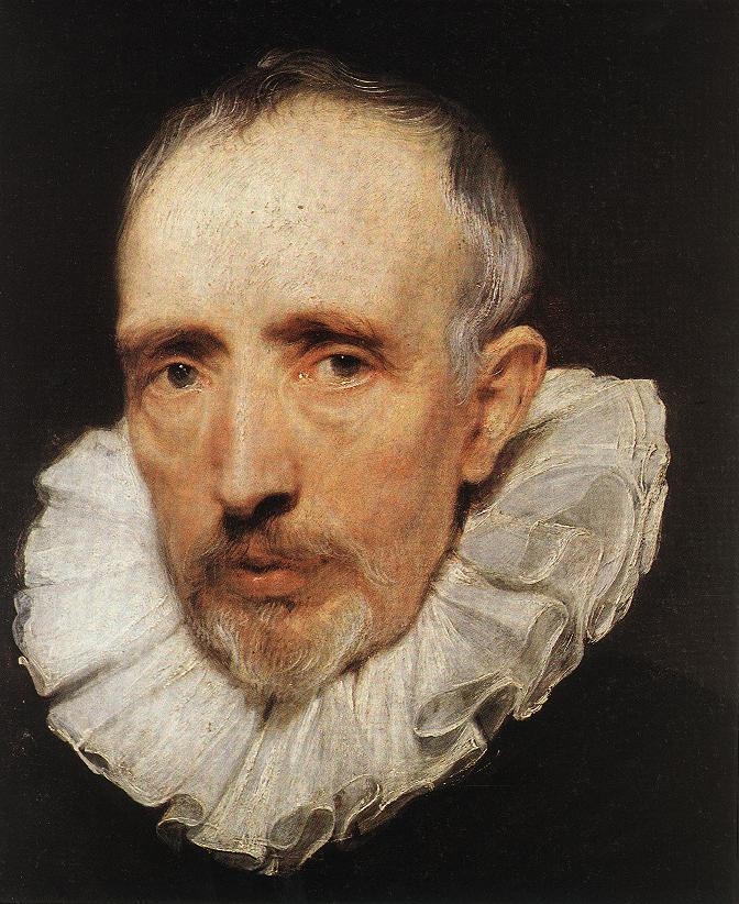 Cornelis Van Der Geest Before 1620 | Sir Anthony Van Dyck | Oil Painting