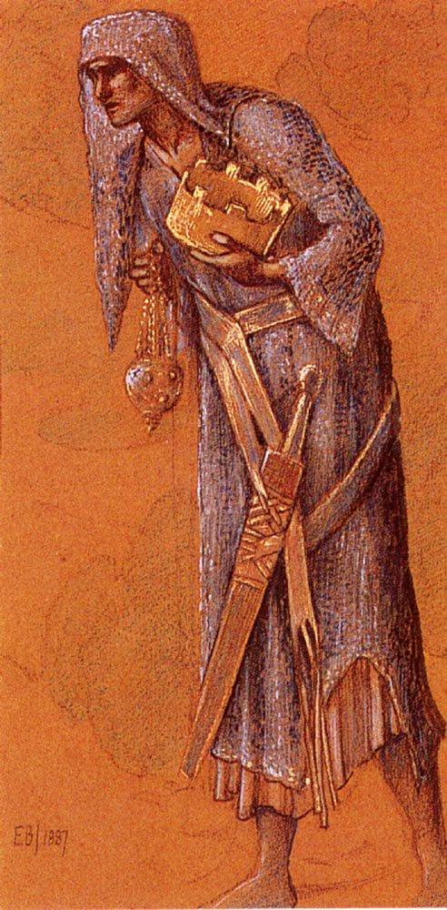 Joseph | Sir Edward Coley Burne-Jones | Oil Painting