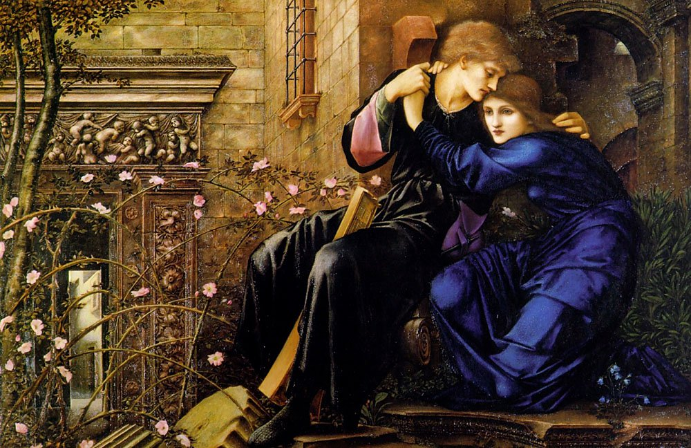 Burne-Jones2 | Sir Edward Coley Burne-Jones | Oil Painting