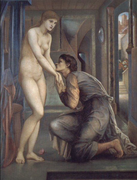 IV Perseus Series The Soul Attains | Sir Edward Coley Burne-Jones | Oil Painting