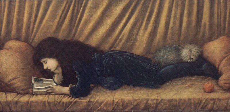 Katie Lewis | Sir Edward Coley Burne-Jones | Oil Painting