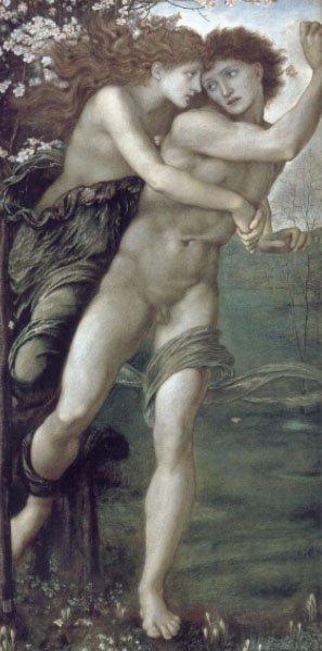 Phyllis Demophoon | Sir Edward Coley Burne-Jones | Oil Painting