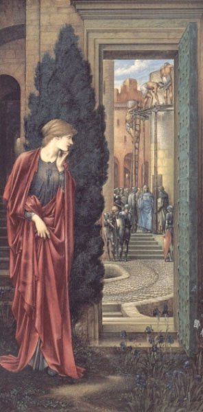 The Tower of Brass | Sir Edward Coley Burne-Jones | Oil Painting