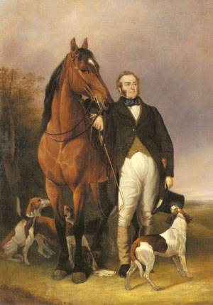 The Sporting Gentleman | Sir Fancis Grant | Oil Painting