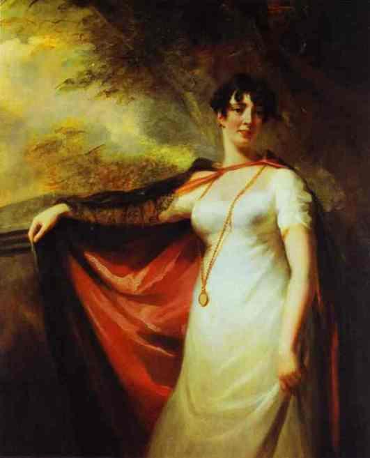 Portrait Of Mrs Anne Hart 1810 | Sir Henry Raeburn | Oil Painting