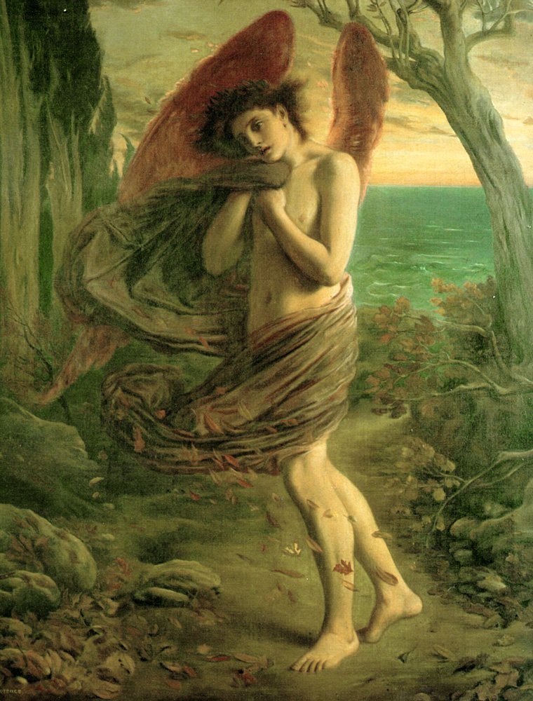 Solomon1 | Solomon J Solomon | Oil Painting