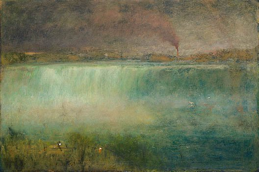Niagara 1889 | George Inness | Oil Painting